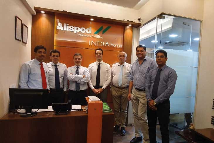 Apertura Alisped India
